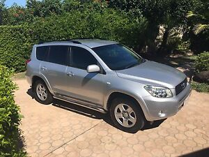 Toyota RAV4 Cruiser 2006 Auto Mermaid Waters Gold Coast City Preview