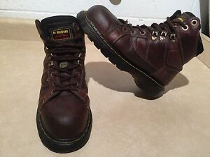 Dr. Martens Steel Toe & Midsole Work Boots Mens Size 9 Womens 10 London Ontario image 1