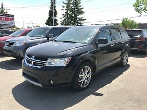 2018 Dodge Journey GT | AWD | HTD Seats | Leather | DVD | Sunroo