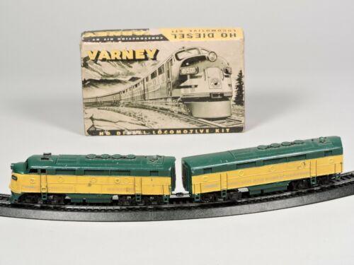Vintage VARNEY 4-4 Chicago & Northwestern F-3 Diesel Engine HO Gauge HTF