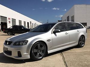 2011 VEII SV6 HOLDEN COMMODORE WAGON. FINANCE AVAILABLE!!!! Biggera Waters Gold Coast City Preview