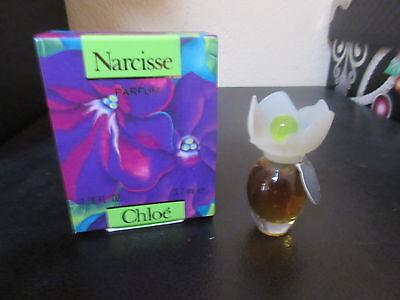Miniature de Parfum Narcisse de Chloé 3,7 ml. Neuve + Boîte.