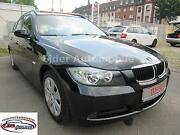 BMW 318d Touring Panorama 1.Hand 8xBereift 2xPDC SHZ
