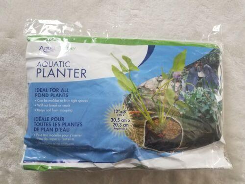 """Aquascape #98500 12""""x 8"""" Aquatic Planter Fabric Pot  - Package of 2 Pots"""