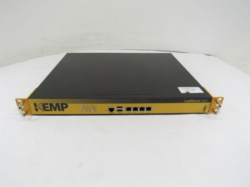 Kemp NSA3130-LM3000 LoadMaster 3000 Server Load Balancer RMK