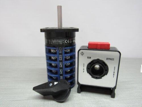 Kraus & Naimer C26 2AL170 Rotary Selector Switch