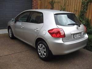 2007 Toyota Corolla Hatchback Newcastle Newcastle Area Preview