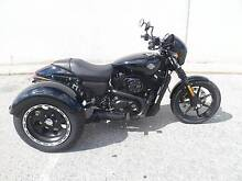 HARLEY DAVIDSON STREET 500 LEARNER APPROVED TRIKES Port Kennedy Rockingham Area Preview