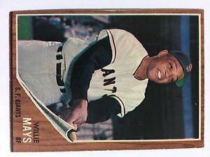 WILLIE MAYS NUMBER 300 COLLECTABLE BASEBALL CARD