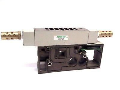 Numatics 239-1554 Pneumatic Sandwich Pressure Valve On 006-195d Manifold Block