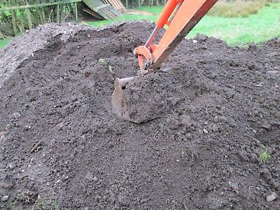 Good Quality Top Soil As Dug . **Local Delivery Only**