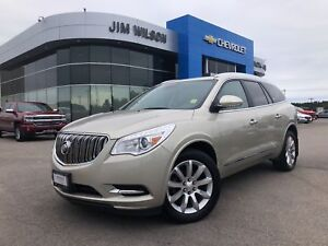 2016 Buick Enclave Premium AWD HOT/COLD SEATS NAV VERY CLEAN!!!