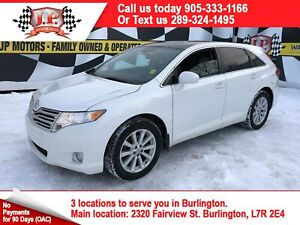 2011 Toyota Venza Back Up Camera, Bluetooth, Back Up Camera, AWD
