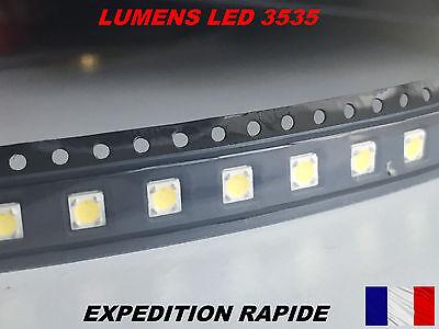 LUMENS LED BACKLIGHT LED TV 1W 3V 3535 BLANC FROID COOL WHITE A129CECEBP19C