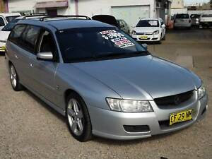 2005 Holden Commodore EQUIPE Automatic Wagon Leumeah Campbelltown Area Preview