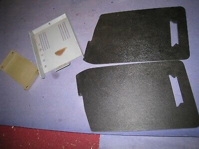 Better Pack 333 Tape Machine 2 Tape Guides 2 Guide Separator Plates 11c3