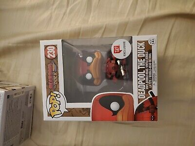 Funko Pop Deadpool The Duck Walgreens exclusive #230