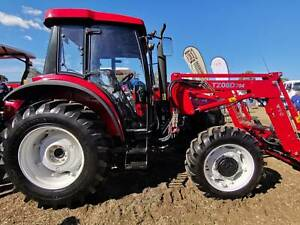 YTO Tractor –  X704 Cab – 4WD – 70HP – FRONT END LOADER. inc. GST Mulgrave Hawkesbury Area Preview