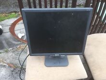 Acer 15 inch flat monitor with cable Mount Gambier Grant Area Preview