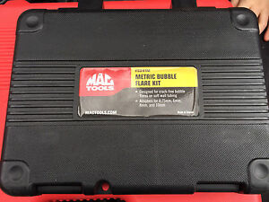 MAC Tools Metric Bubble Flare Kit