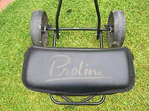 PULL A LONG GOLF BUGGY Elermore Vale Newcastle Area Preview