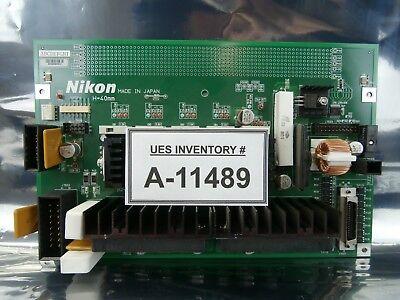Nikon 4s008-261 Power Supply Board Pcb Iu-pwr2-x4p4 H40mm Nsr Series Used
