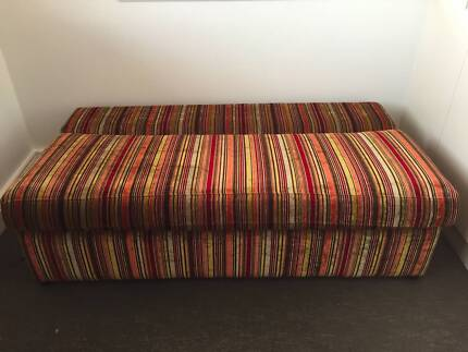 Custom-made sofa-bed (ottoman) for sale Bronte Eastern Suburbs Preview
