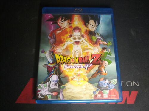Dragon Ball Z Resurrection F Blu-ray  - $6.50