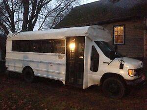 Need backyard DIESEL mechanic for SCHOOL BUS conversions