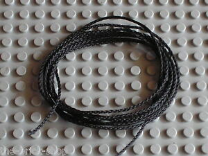 corde cordage pour voiles bateaux lego pirates string for boat cloth sail 1m ebay. Black Bedroom Furniture Sets. Home Design Ideas