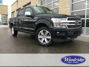 2018 Ford F-150 Platinum NO ACCIDENTS, 3.5L V6, NAVIGATION, T...