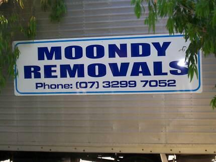 Moondy Removals. Loganlea Logan Area Preview