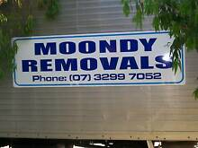 Moondy Removals. Brisbane City Brisbane North West Preview