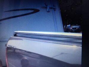 Barre latérale chromé Dodge ram 2011