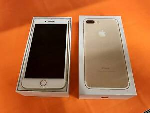 New inactivated iPhone 7 + 128 GB GOLD Belmore Canterbury Area Preview