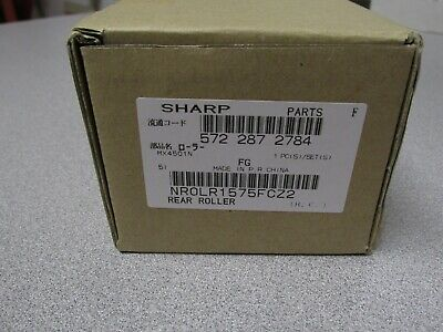 Genuine Sharp Fuser Rear Roller NROLR1575FCZ2 MX-4501N MX-3501N