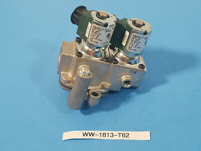 New 12 Dual Combination Auto. Gas Top Adjust Pilot Valve 3 To 6 G96hga17