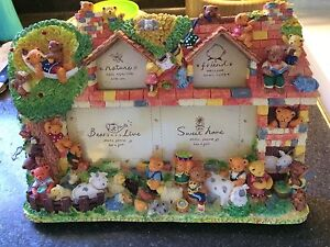 Cherished teddies frame
