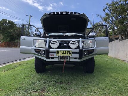 Landcruiser Prado Forresters Beach Gosford Area Preview
