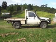 landcruiser HZJ75 Gatton Lockyer Valley Preview