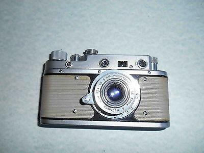 Film cameras RARE Russian camera WHITE