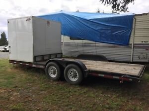 Combo trailer for sale