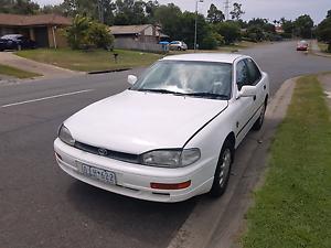 Toyota vienta cheap reliable Highland Park Gold Coast City Preview