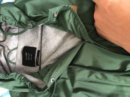 men's globe coat