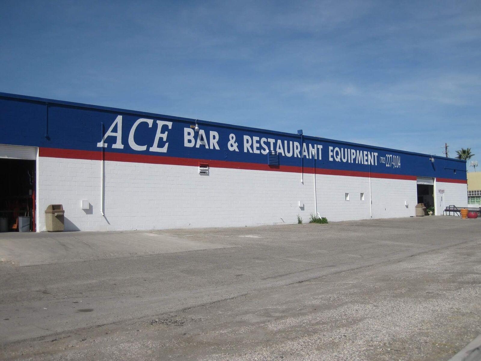 Ace Bar and Restaurant Equipment