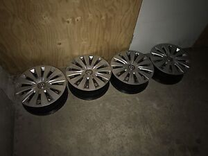 "Volkswagen Golf 15"" Wheels x4 St Leonards Willoughby Area Preview"
