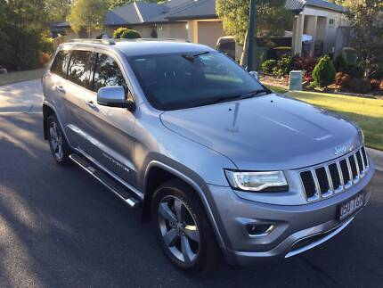 MY14 Jeep Grand Cherokee Overland