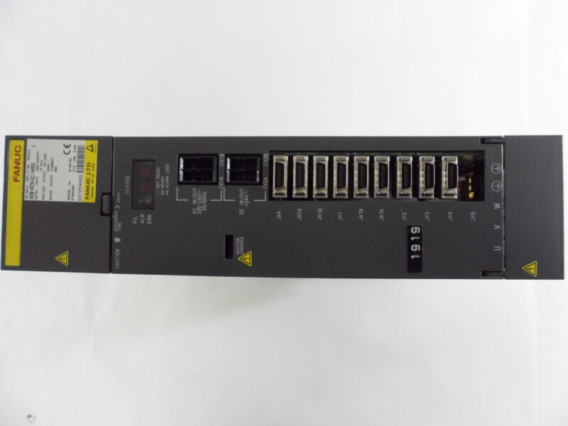 Fanuc Amplifier A06b-6078-h211#h500 , Refurbished With 60 Days Warranty