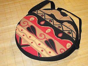 gepolsterte Tasche für Rahmentrommel Oceandrum Ø 50 cm