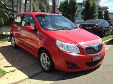 2008 Holden Barina Hatchback TK 3Dr Man Hurstville Hurstville Area Preview